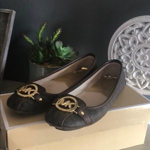 Shoes - Micheal Kors size 7.5 wide